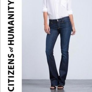 Citizens of Humanity Kelly Stretch Low Boot 28